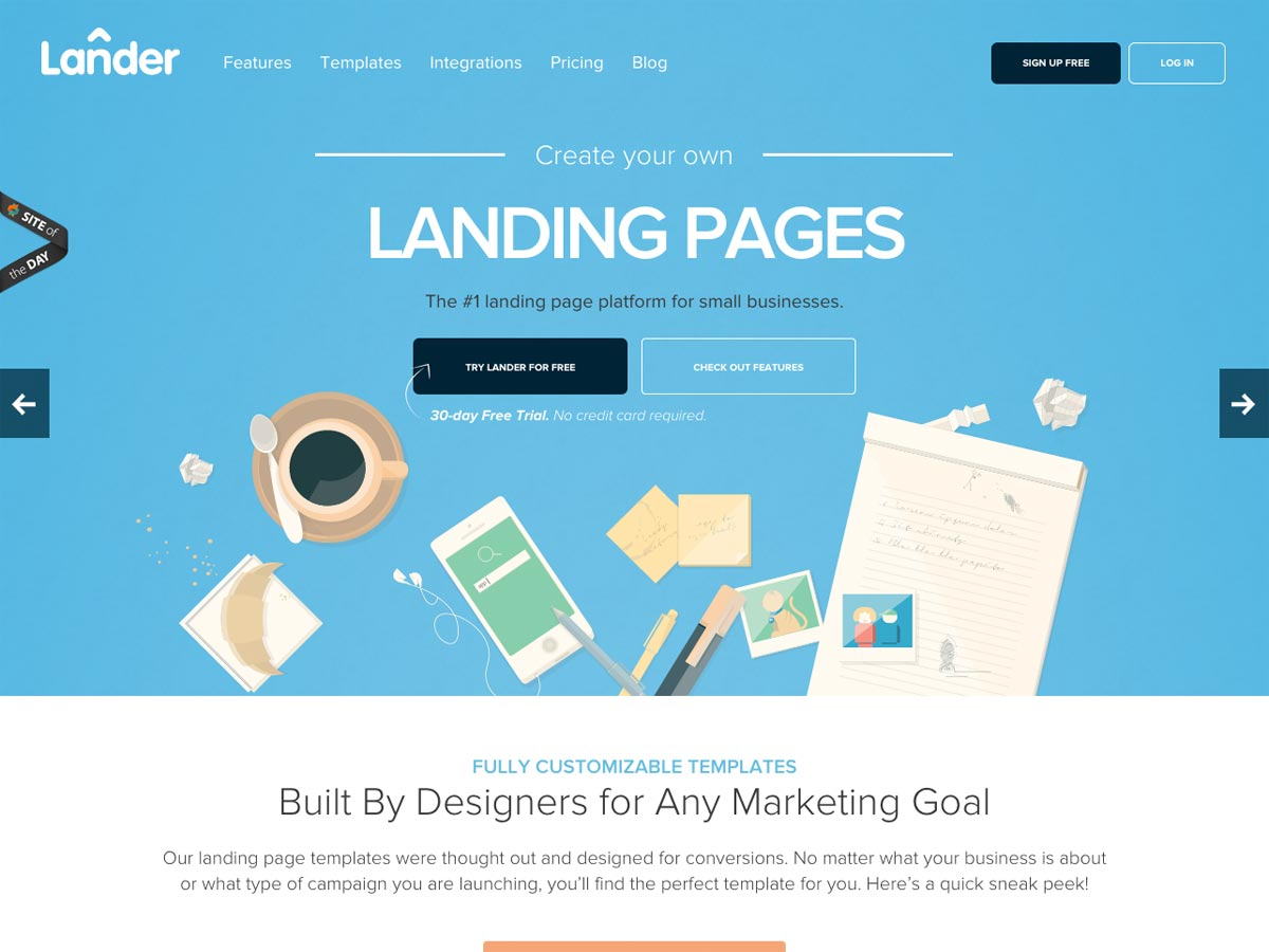 thiet ke website landing page chuyen nghiep