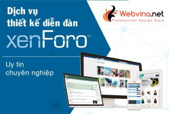 Thiết kế website diễn đàn chuyên nghiệp
